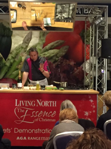 Yves at Living North