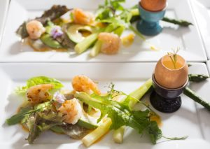 Boiled eggs can make a fantastic traditional starter