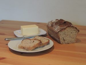 Fig and Linseed Bread